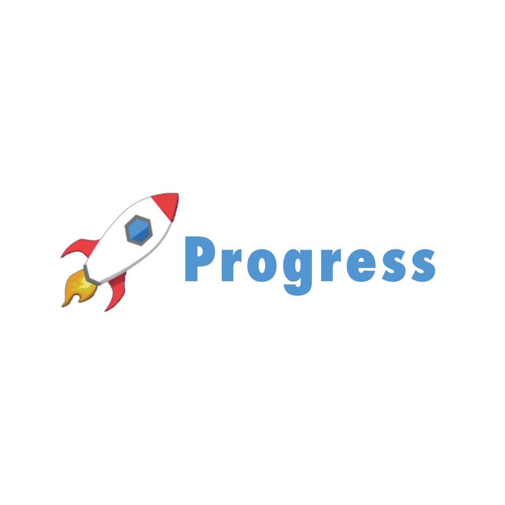 Progress - A mobile app designed to increase childhood intelligence.