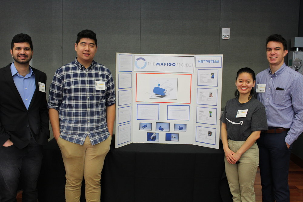 The Mafigo Project at Silicon Valley Innovation Challenge 2017