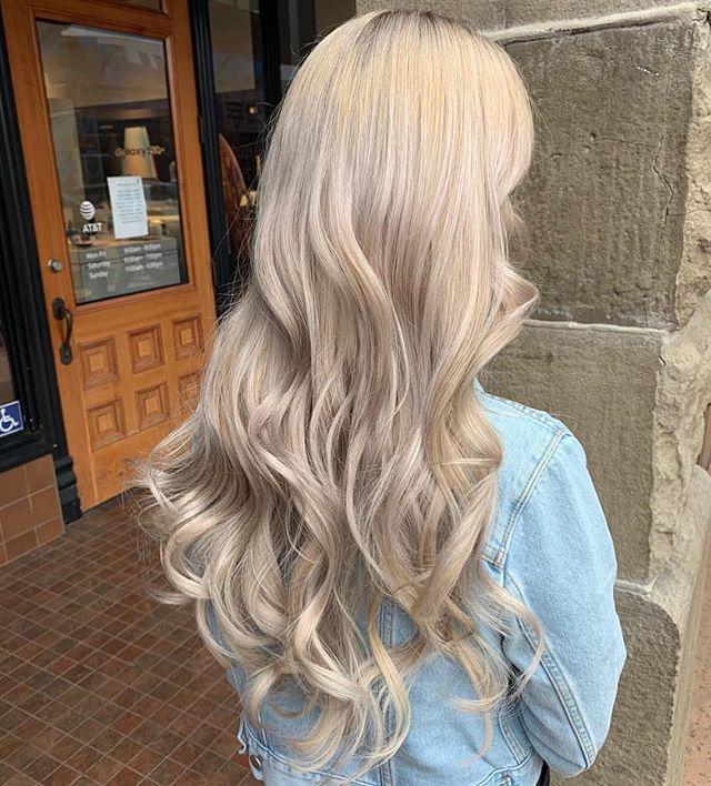 ✨✨ @jessicanicole_beauty ✨✨ . . . . #slohairstylist #slohair #handpainted #balayage #slo #slostylist #slosalon #slospa #moonriversalon #moonriversalonandspa #slolife #hairoftheday #cosmoprofbeauty #licensedtocreate #bestofbalayage #blonde #shareslo @oneshothairawards #colormelt #babylights #wella #hottools #randco #redken @wellahair @wellaeducation @redken @hottoolspro @ibizahairtools #ibizabrushes @oligopro @gkhair #oligopro #purpleshampoo #gkhair @bestofbalayage @stylistssupportingstylists @behindthechair_com @behindthechair_stylist @behindthechair_oneshot