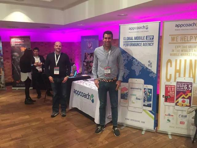 Justyn Lucas (左)Appcoach Head of Western Markets, Demand; Alvaro Gordillo (右)Overseas UA Manager