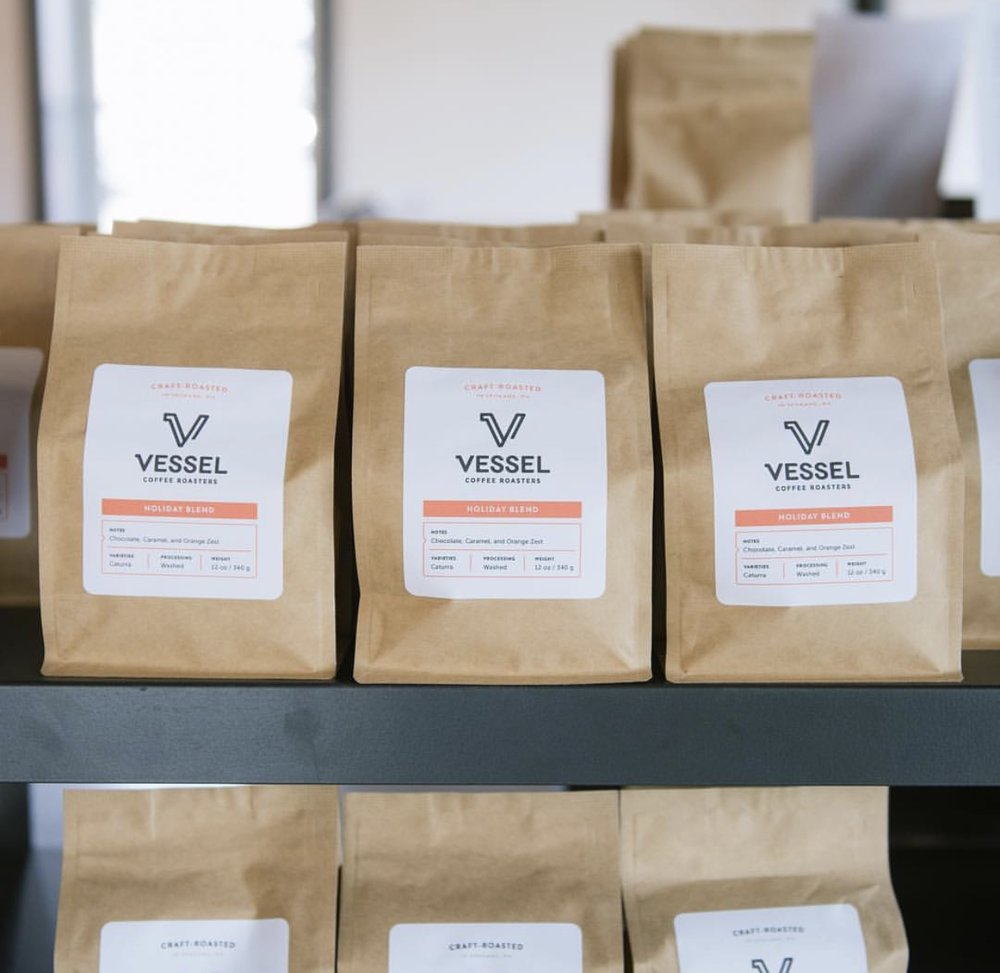 Image courtesy of Vessel Coffee Roasters