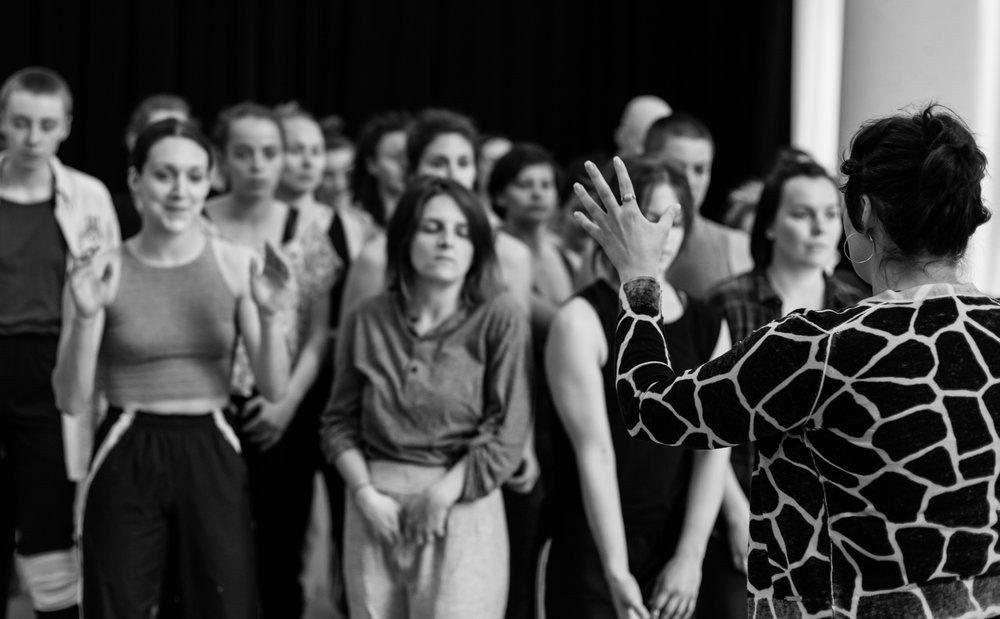 © Anne-Flore de Rochambeau // TransFormation Danse 2017