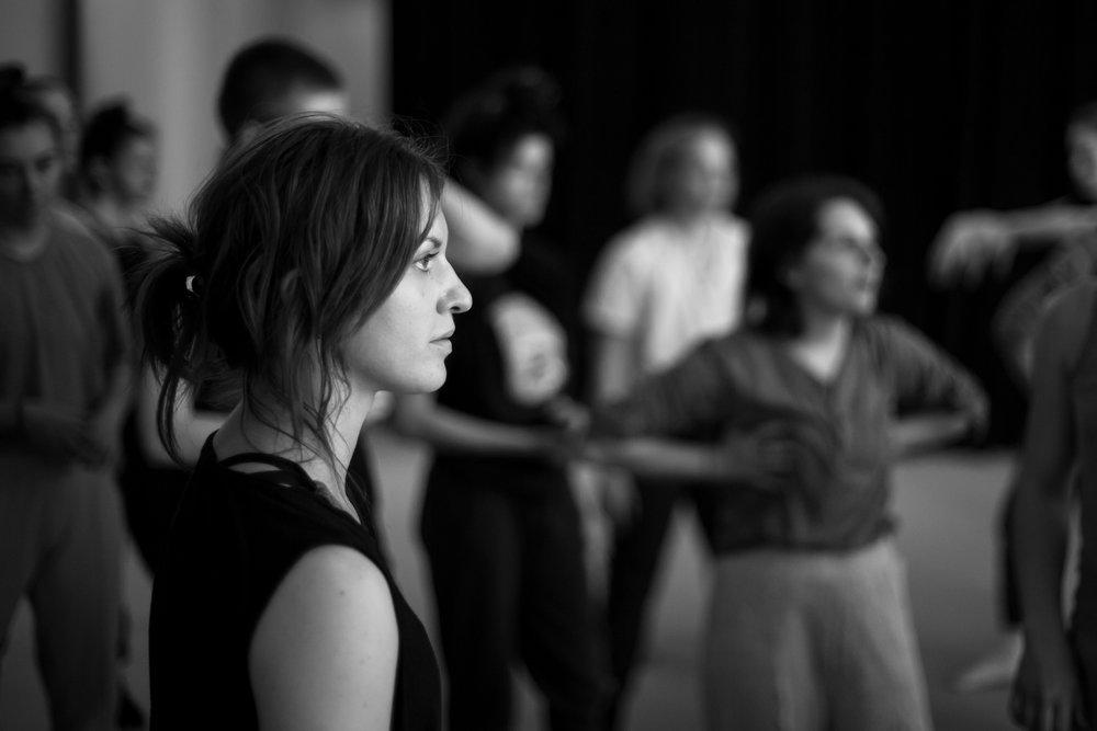 © Anne-Flore de Rochambeau // TransFormation Danse 2017 | Julie Tymchuk