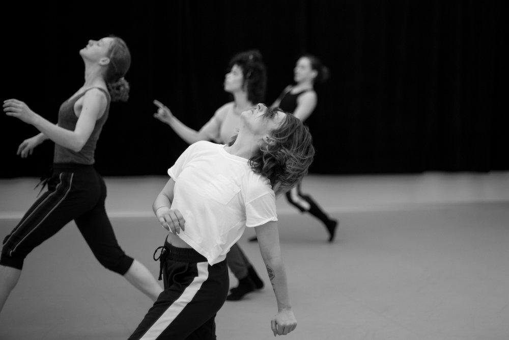© Anne-Flore de Rochambeau // TransFormation Danse 2017 | Noémie Dufour-Campeau