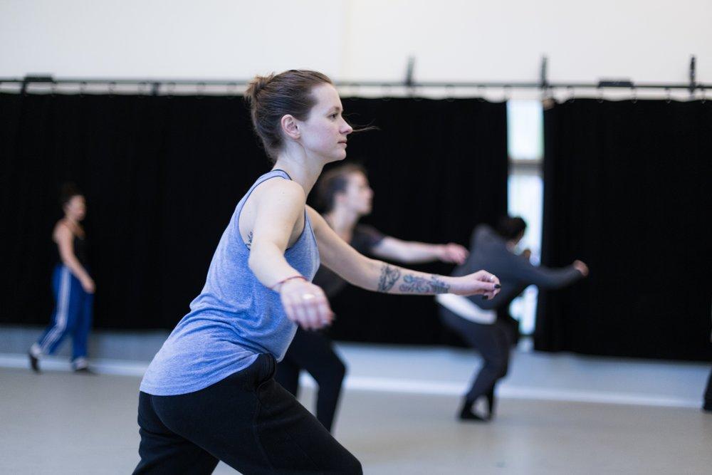 © Anne-Flore de Rochambeau // TransFormation Danse 2017 | Lydia Zimmer