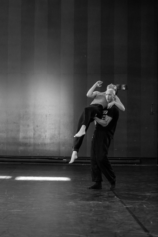 © Anne-Flore de Rochambeau // TransFormation Danse 2017 | Genevieve Robitaille, Lael Stellick