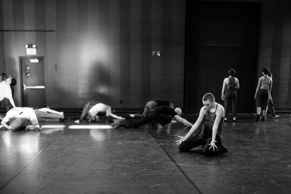 © Anne-Flore de Rochambeau // TransFormation Danse 2017 | Clarke Blair