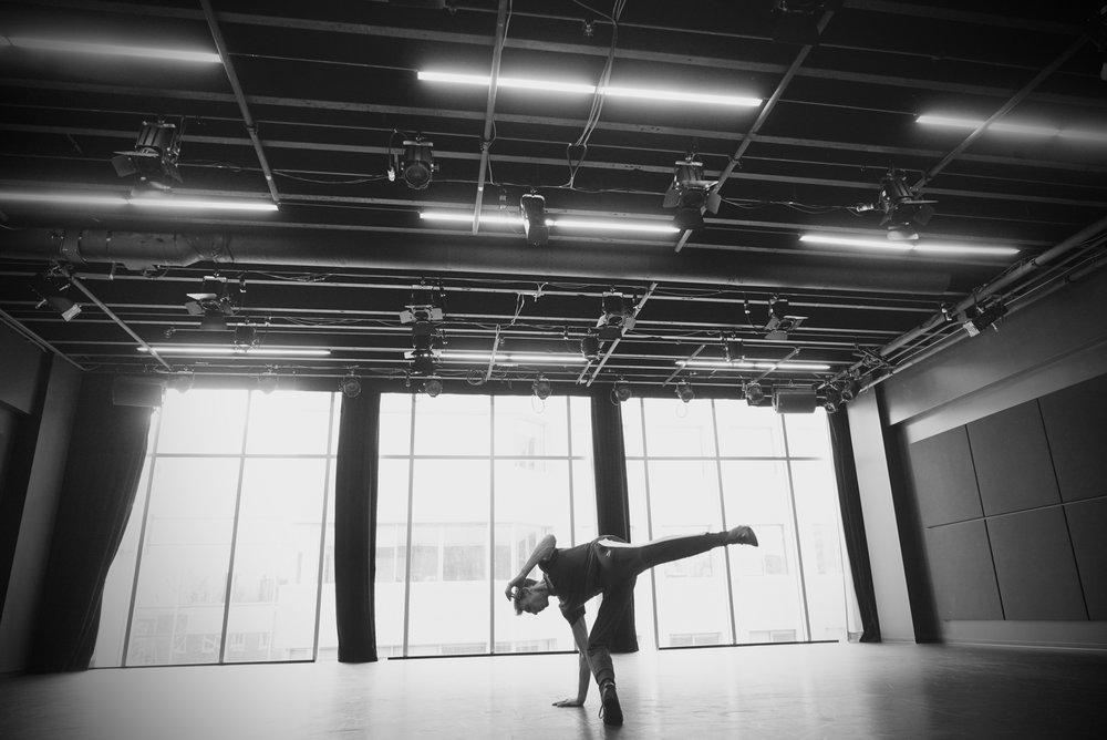 © Antoine Caron | Maison pour la danse