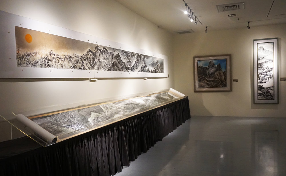 2014 革命.復興 ─ 劉國松繪畫大展 | 國立台灣歷史博物館