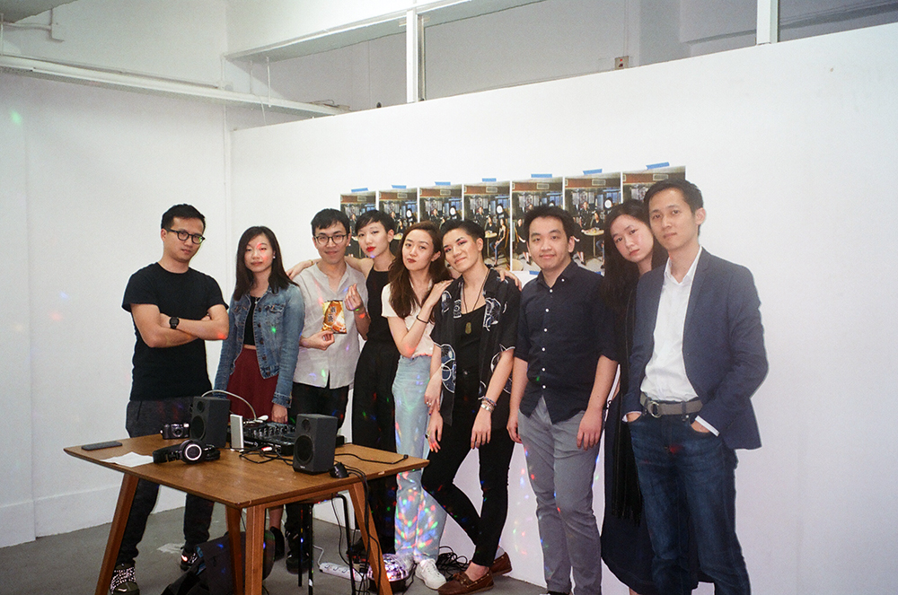 16 / 2 / 2019  Feeling grateful for everyone who came to our   Still / Loud   issue one launch! Thanks to Karen, you can purchase issue 1 at Art and Culture Outreach, Mount Zero Books and Hong Kong Reader.