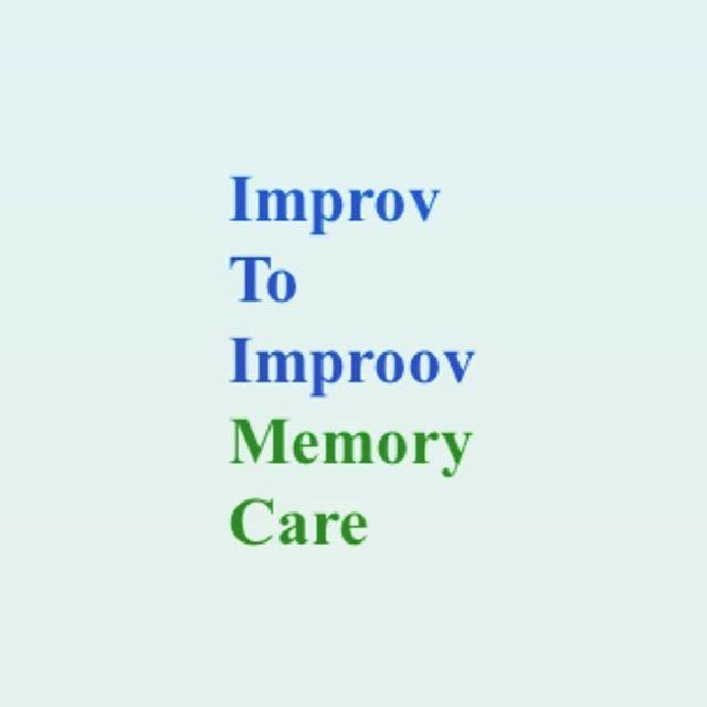 @improvtoimproov is now online! Visit us at improvtoimproov.org.