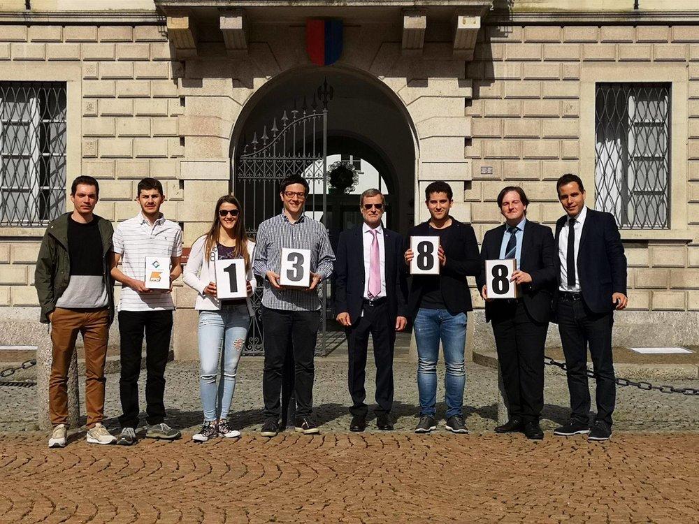 Petizione GG TI: consegna delle firme a favore dei giovani disoccupati
