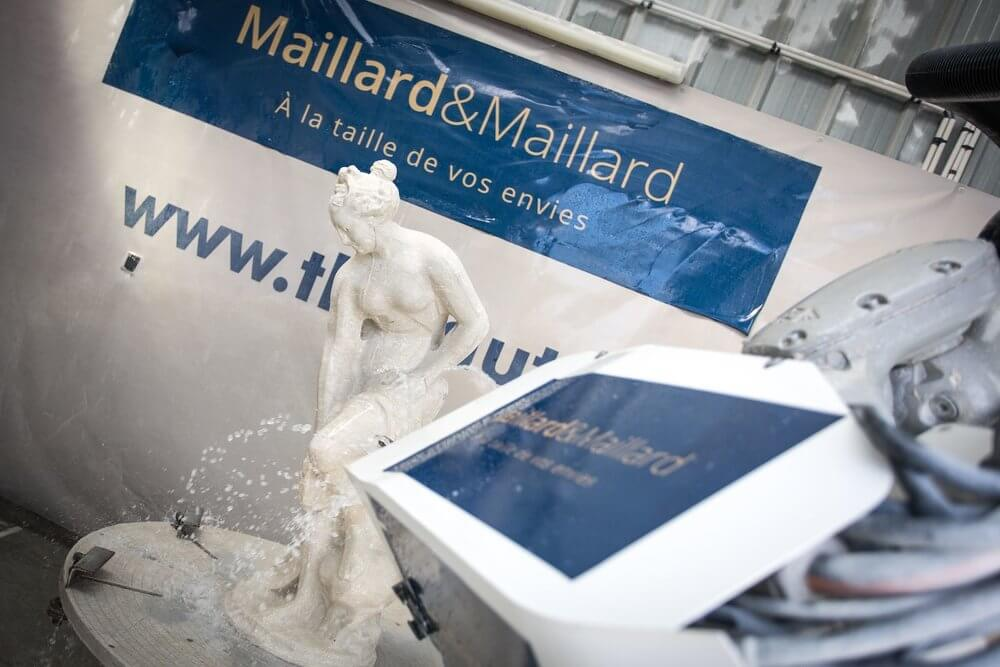Maillard & Maillard   À la taille de vos envies    PRENONS RDV