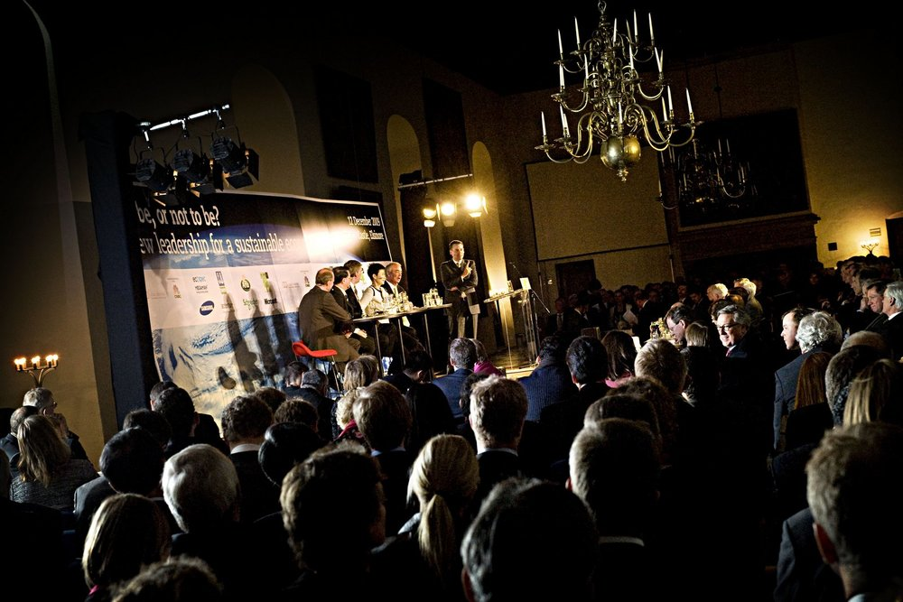 CCC Event at the Kronborg Castle during the COP15