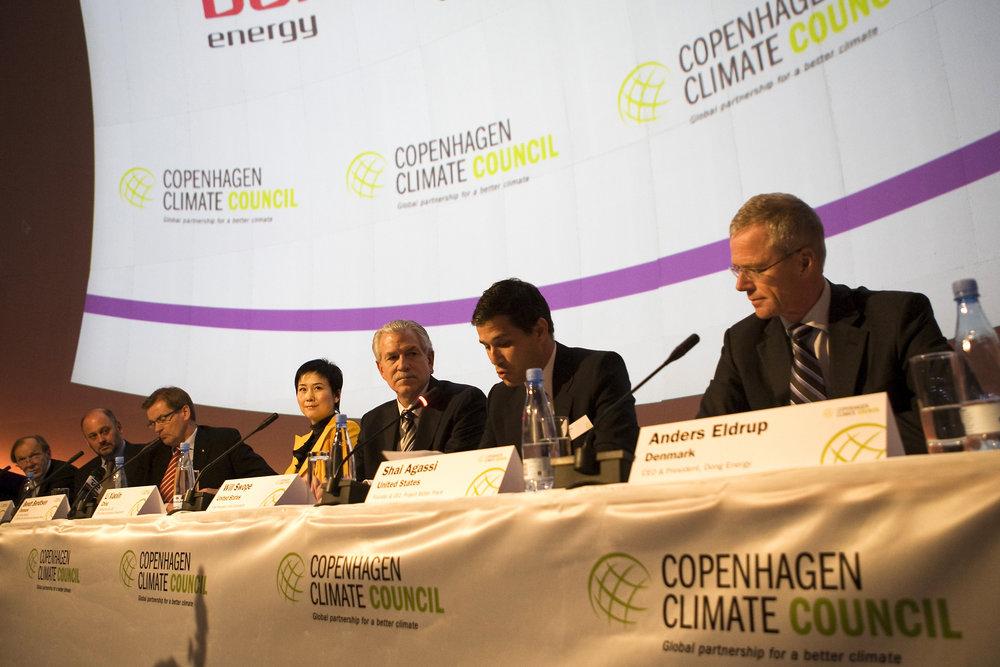 Pressconference, March 2008