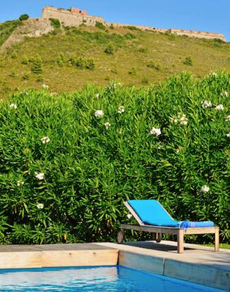 La Portercolina - Sleeps:8Price From: EUR 7,500 per weekLocation: Porto ErcoleFeatures: Pool