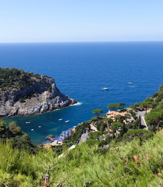 Villa I Tetti - Sleeps:6-7Price From: EUR 4,500 per weekLocation:Porto Santo StefanoFeatures: View on the sea