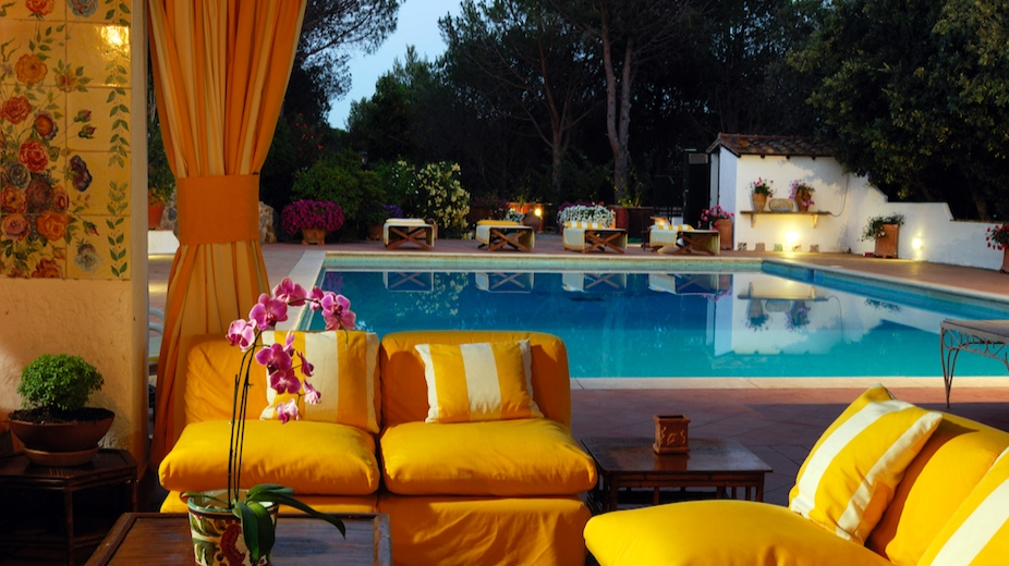 le palme - Sleeps: 15Prices from: EUR 15,000 / weekLocation: Porto ErcoleFeatures: Cook and Pool