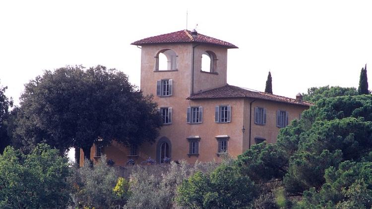 Villa del Chianti - Sleeps 14 to 16
