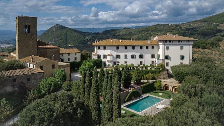 Villa Monte Albano - Sleeps 14