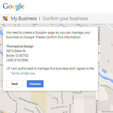 add my business on google maps