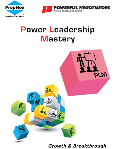 Power Leadership Mastery   Power Leadership Mastery is one of our new trainings in 2016 – a mindset training with an objective to build the next generation of leaders. This training will be held over 2 days. Make 2016 a year of greater growth and breakthroughs.