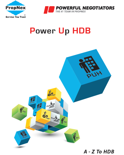 Power Up HDB   This training's objective is to equip all participants with actual on the ground Action Steps, Skills, Scripts and Checklist to be competent and proficient in closing HDB Transactions in today's market as a seller's agent & buyer's agent.