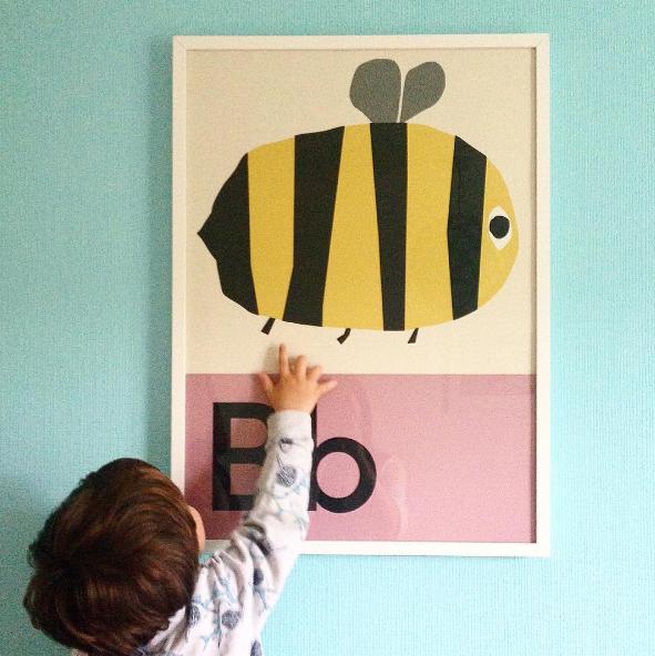 Editionsof100-Bee-print.png