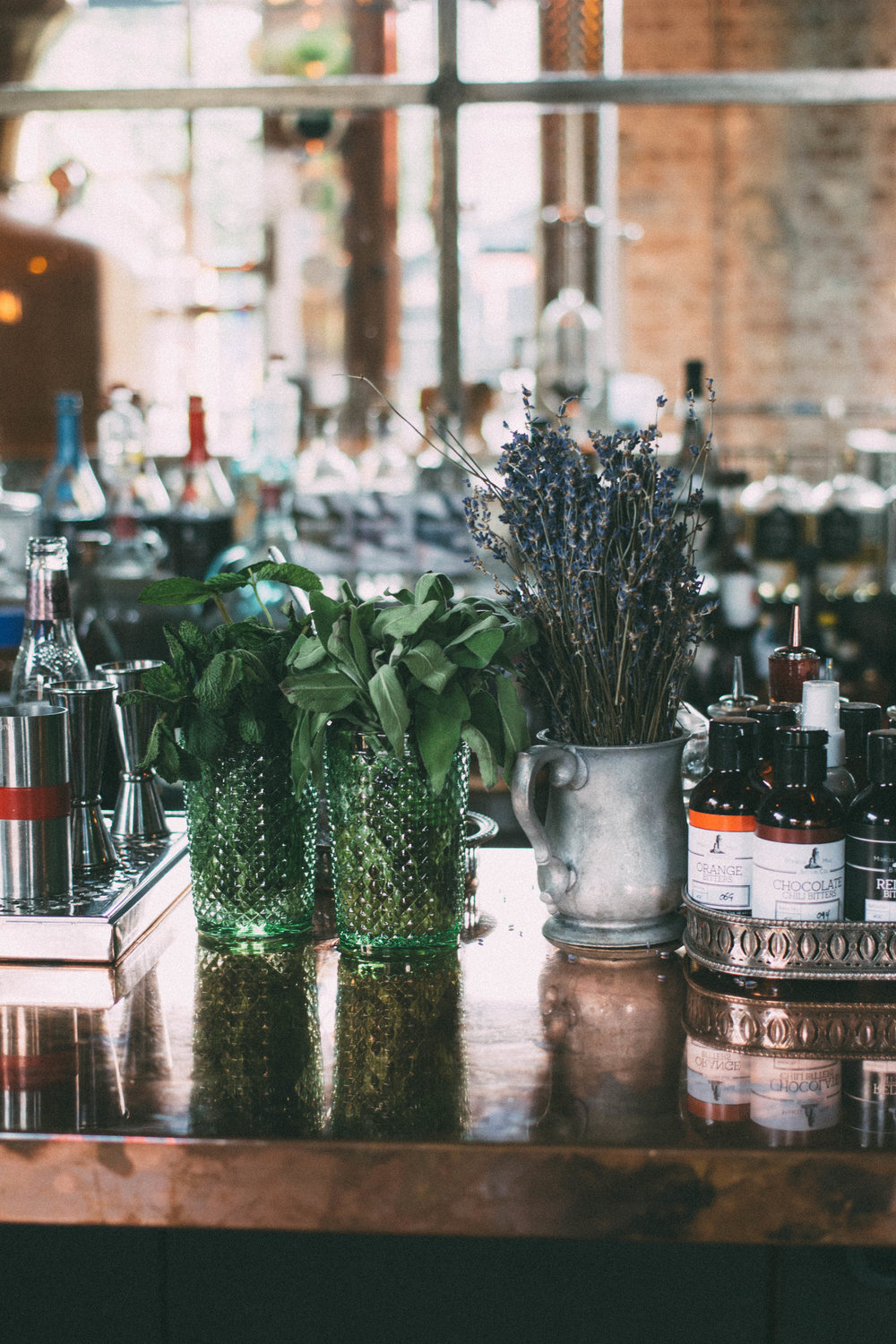 When in East London... - Drink gin, straight. (Also, navy strength rum if you're feeling tough).Let's chat about my little trip inside the Insta-worthy East London Liquor Company for a bit of gin tasting.