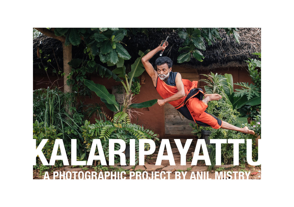 Kalaripayattu is a martial art originating in Kerala around 3000 years ago. I visited Kalari Giurukalam, a school in Bangalore where it is studied to create this visual essay.