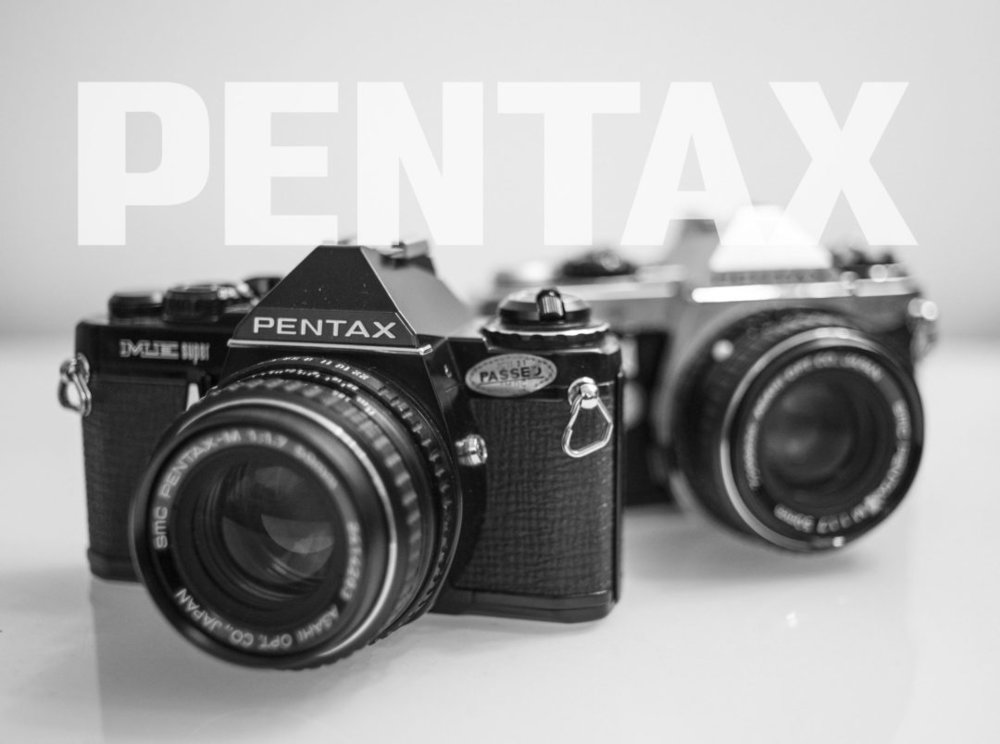 5 FRAMES WITH THE PENTAX ME SUPER