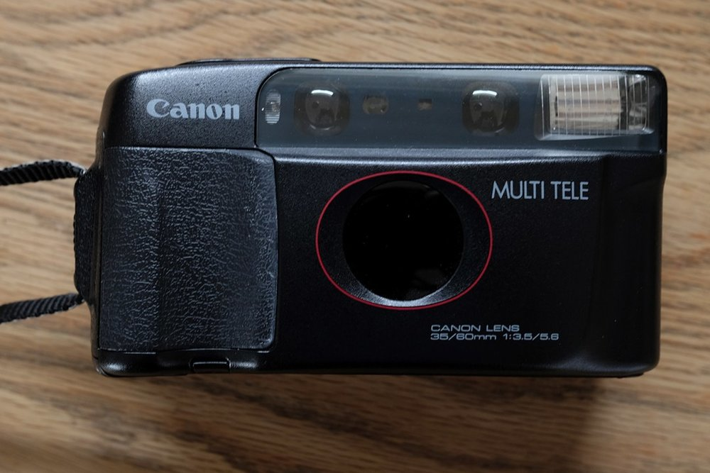 THE CANON SURESHOT MULTI TELE - A REVIEW