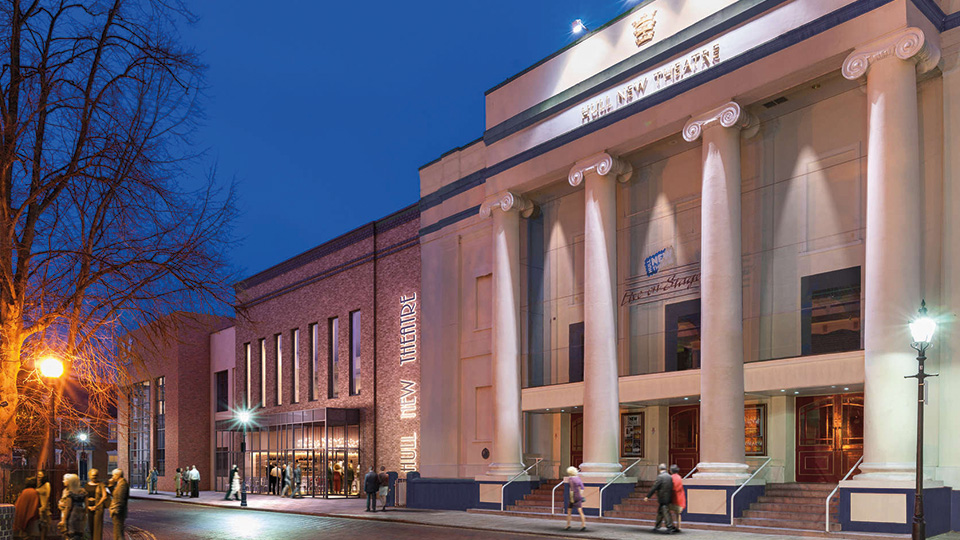 Hull New Theatre -