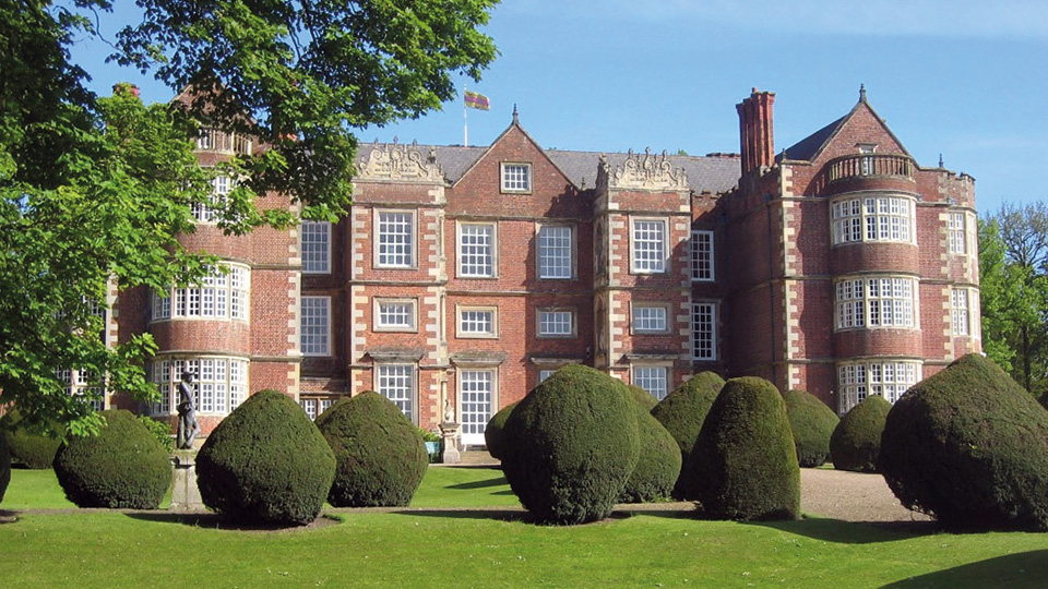 Burton Agnes Hall -