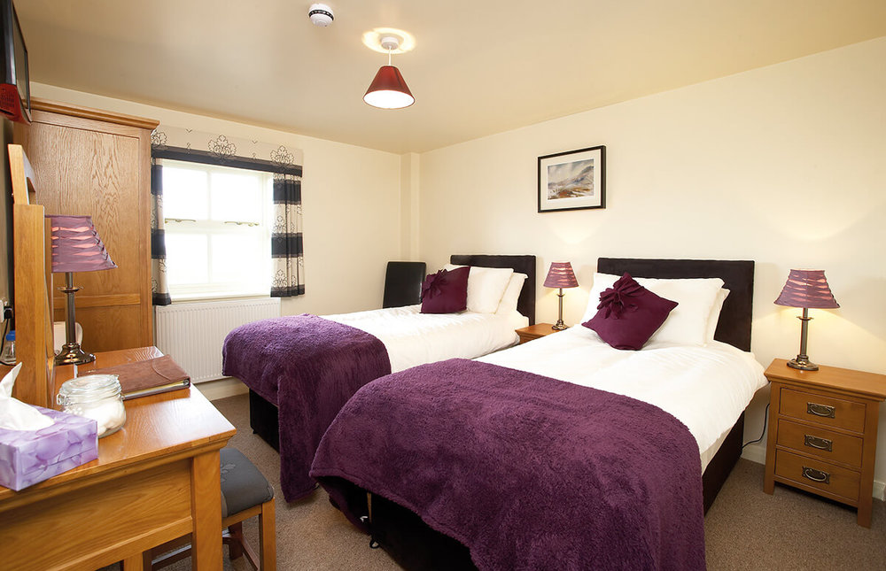Neswick - The Neswick Room has a cosy atmosphere where you can relax and feel at ease. The room has either twin beds or a double and comes with an en-suite bathroom with an over bath shower.BOOK NOW >