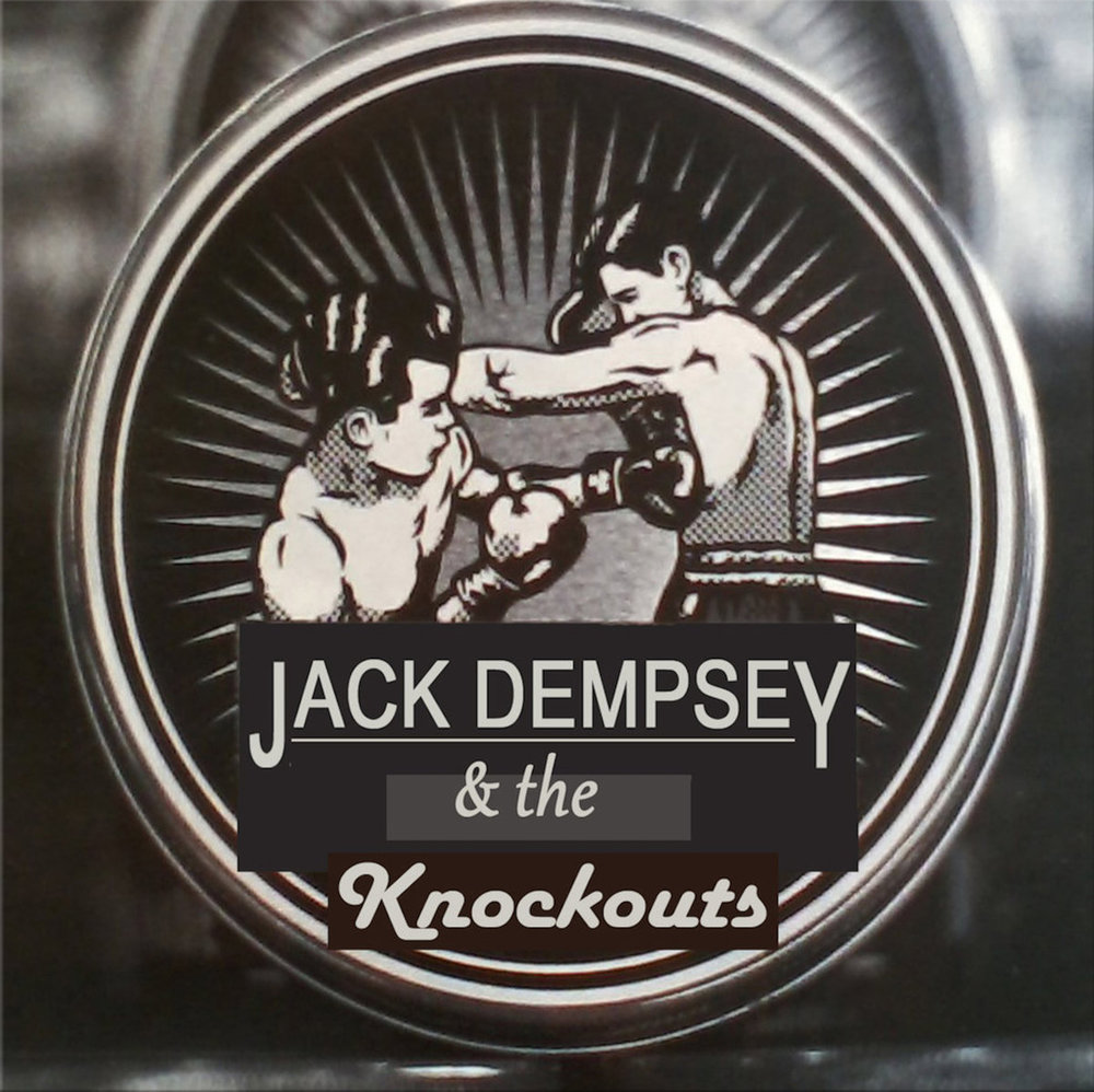 Jack Dempsey & the Knockouts - Blues revivalists, Jack Dempsey & The Knockouts are a rare vintage 3-piece blues band.Their simple anddedicated mission is to bring the best old school smoking blues & vintage rock-roots back to life.