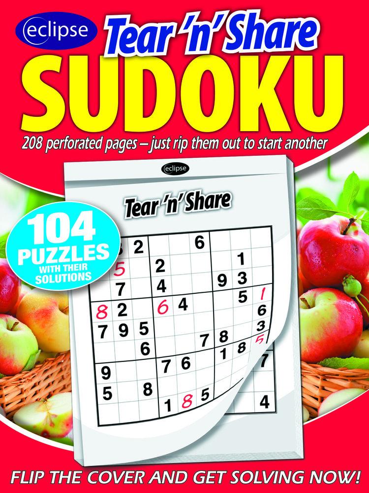 Puzzles Magazines