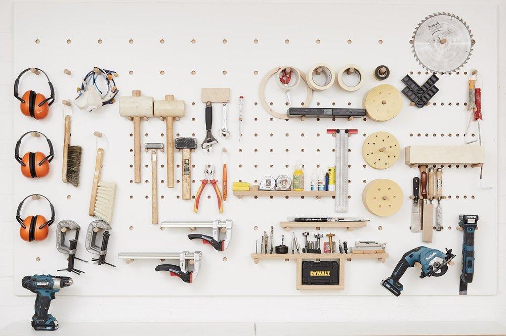 Tool board by Lozi