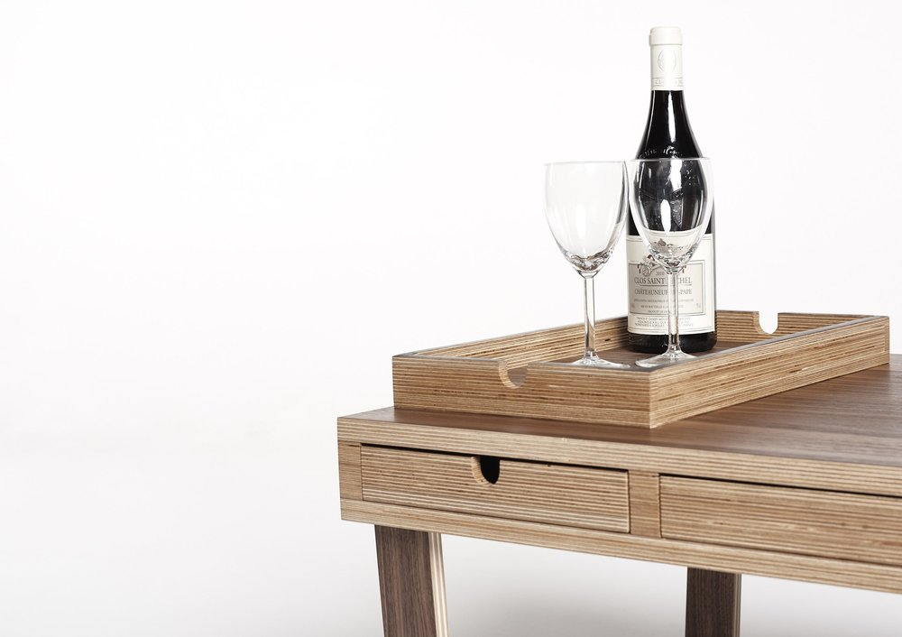 Coffee table by Lozi