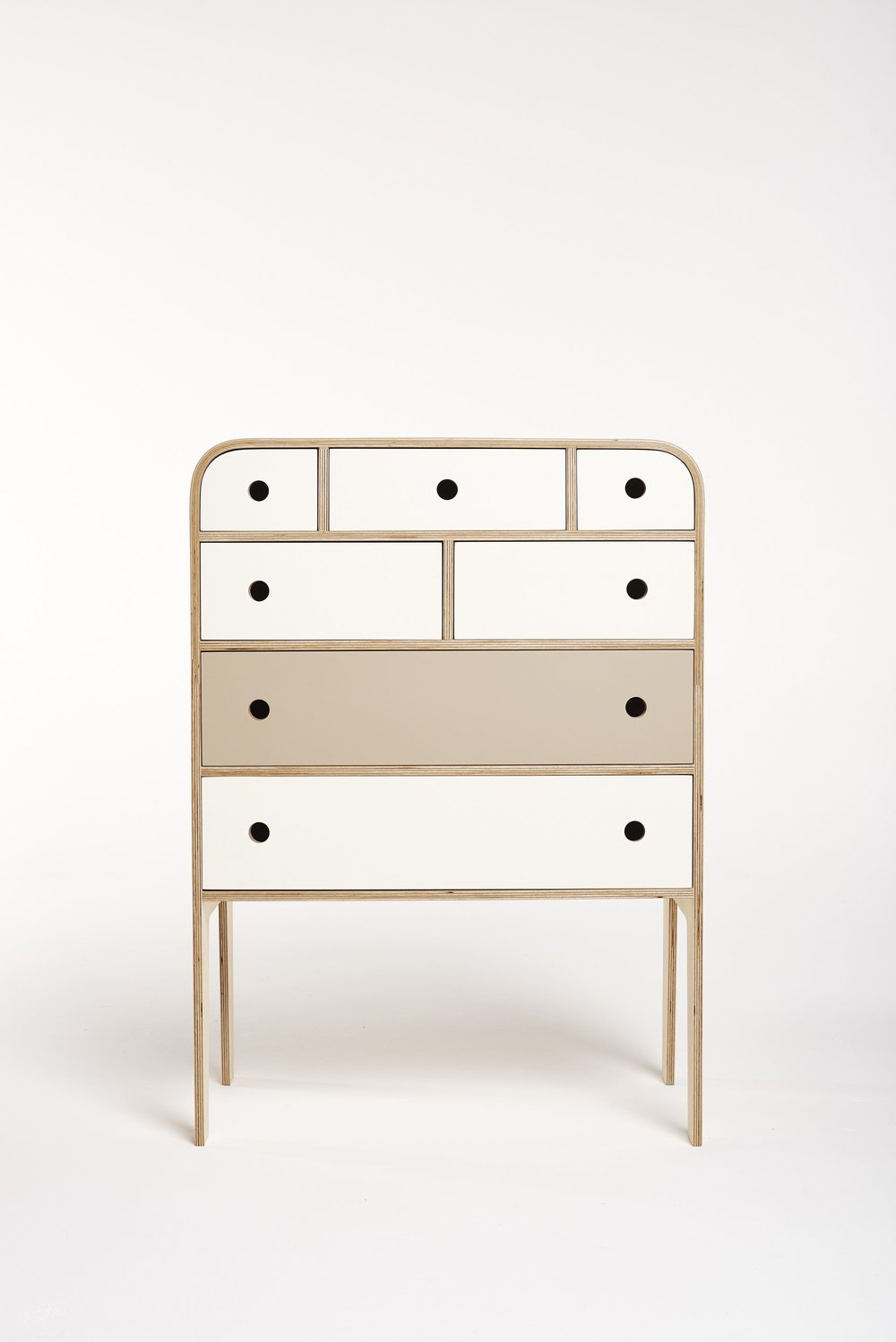 Chest of Drawers by Lozi