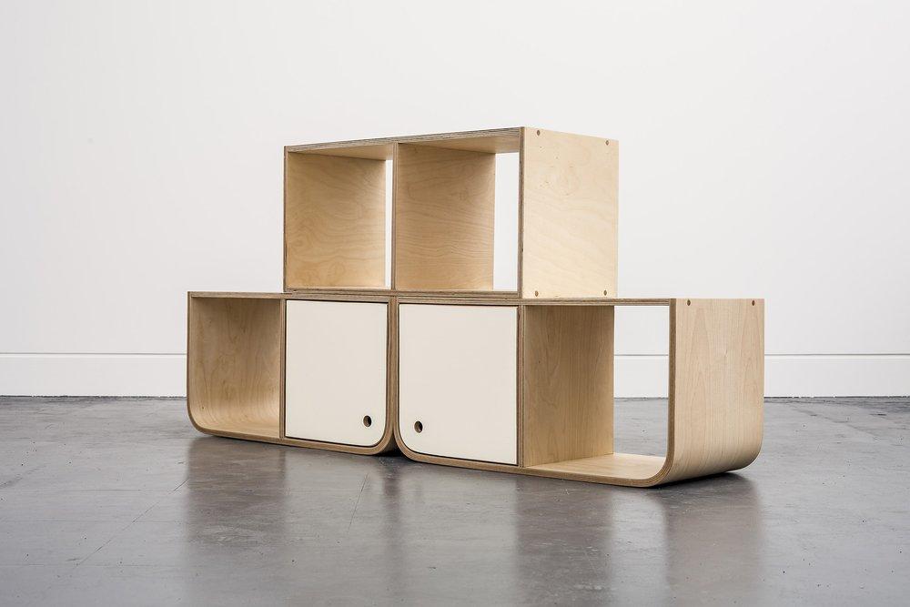 Modular Storage by Lozi