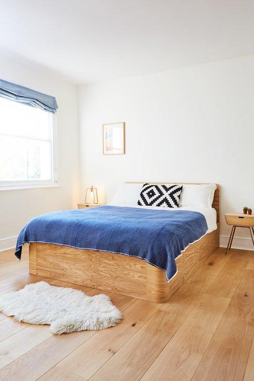 Lozi - Bespoke Plywood Furniture - Bed