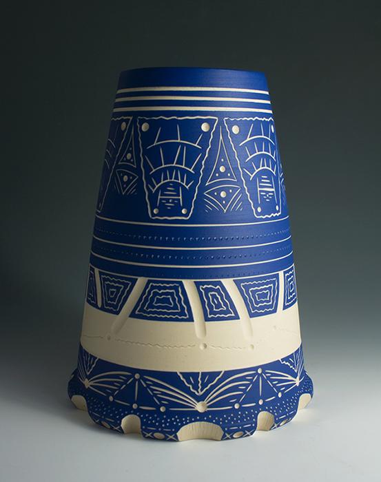 Chris Casey  Ceramics, made to order, POA.
