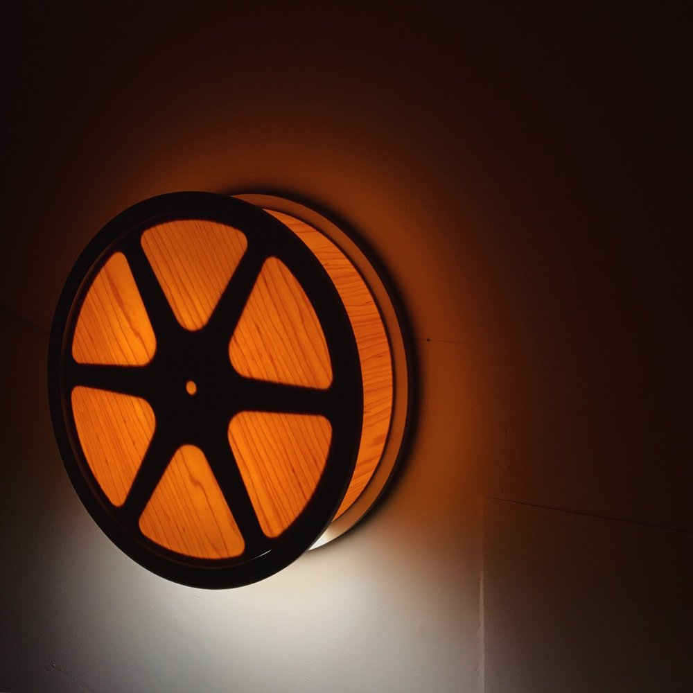 The version of the Sunset Lamp Lozi made for the Rio Cinema
