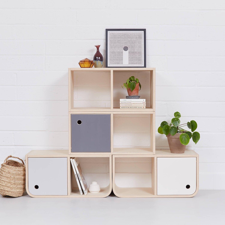 Lozi bespoke plywood furniture modular storage