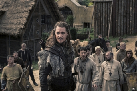 With his father slain, his sister imprisoned and his lover brutally murdered, Uhtred (Alexander Dreymon) is hell-bent on revenge
