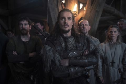 Uhtred's out for revenge in season two