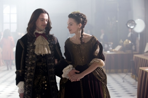 How long will Madame de Montespan's (Anna Brewster) influence over King Louis XIV (George Blagden) last?