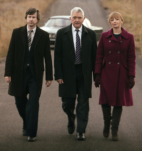 Inspector George Gently — TV Choice George Gently