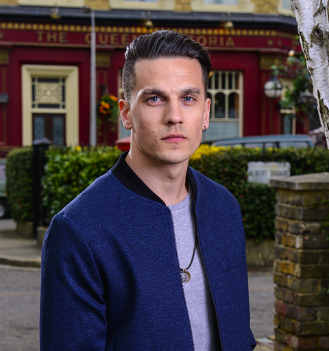Steven's devastated as he spies on Lauren – but what does he see?
